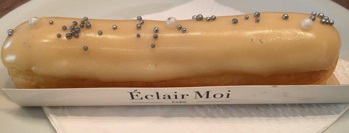 Éclair Moi Paris is one of 2016.