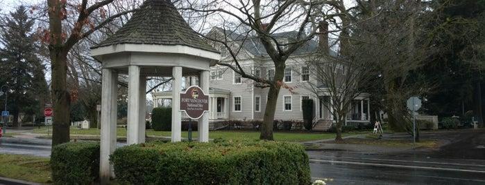 Fort Vancouver National Historic Site is one of Joshua'nın Beğendiği Mekanlar.