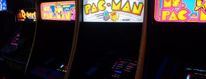 Ground Kontrol Classic Arcade is one of Joshua'nın Beğendiği Mekanlar.