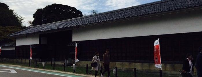 旧西郷屋敷長屋門 is one of 近江 琵琶湖 若狭.