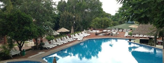 Villa del Conquistador Hotel Cuernavaca is one of Lugares favoritos de Mayra.