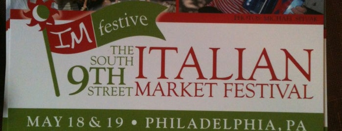 Italian Market Visitor Center is one of VisitPhilly.