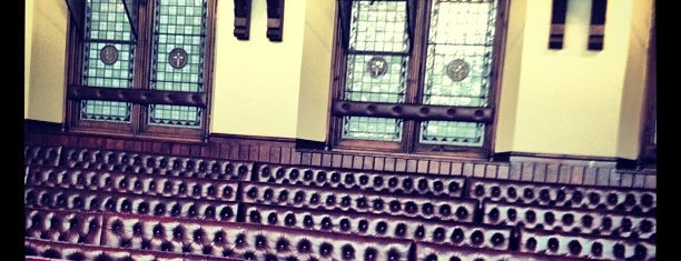 Cambridge Union Society is one of Inspired locations of learning.