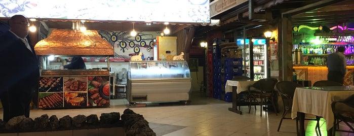 Ametist Restaurant & Bar is one of Ali Tayland 님이 좋아한 장소.