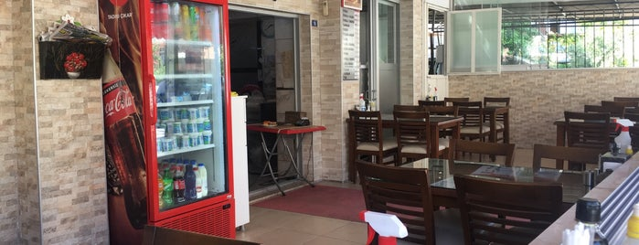 Tokgöz Pide is one of İstanbul dışı.