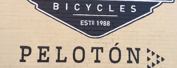 Pelotón Wine Bar & Cafe is one of Oklahoma City Eats.