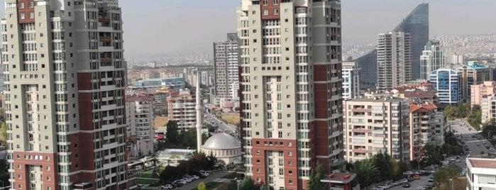 Ankara Vergi Dairesi Başkanlığı is one of Aicha'nın Beğendiği Mekanlar.
