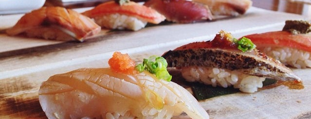Saru Sushi Bar is one of Bay Area: Food.