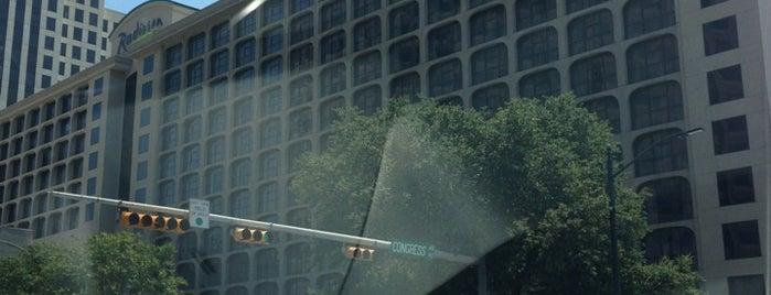 Radisson Hotel & Suites Austin Downtown is one of SXSW 2014... [Austin, TX].