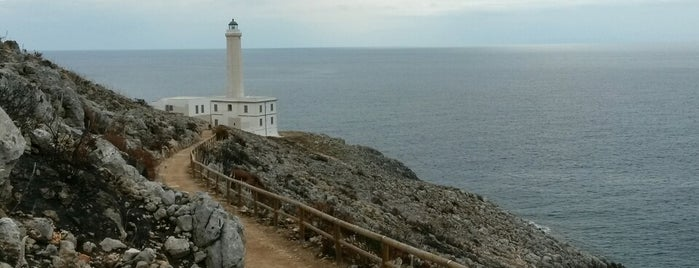Faro Capo D'otranto is one of Puglia Road trip.