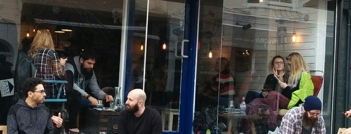 Bond Street Coffee is one of Orte, die Ozgur gefallen.