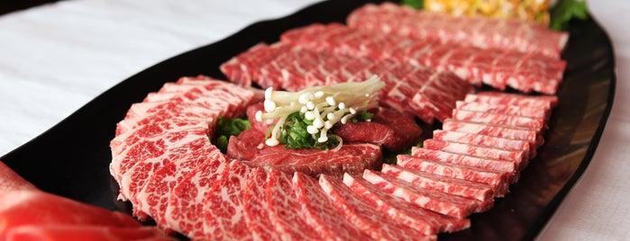 Ten Raku is one of Restaurantes.