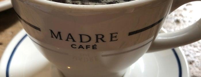 Madre Café is one of Stephania 님이 좋아한 장소.