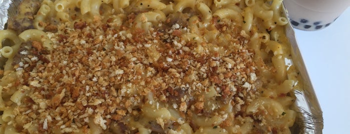 Mac Attack Gourmet Cheesery is one of Montclair eats.