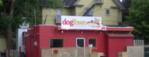 Dogtown is one of Rochester, NY Restaurants With Vegan Options.