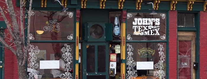 John's Tex Mex is one of Rochester, NY Restaurants With Vegan Options.