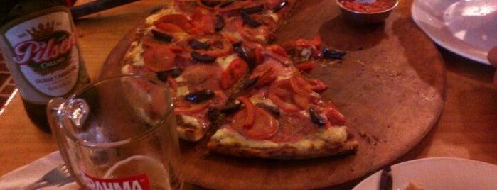 Pizzeria Tockyn is one of Perú, Lima..