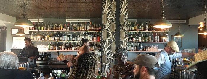 Hot Tin Roof Bar is one of NOLA - Drink.