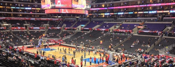 STAPLES Center is one of Experience Teams & Venues.