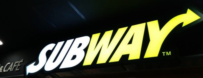 SUBWAY サブウェイ 二条BIVI店 is one of LP.