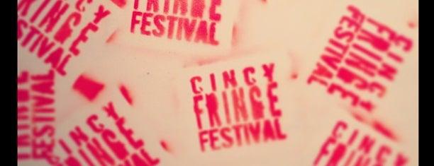 Know Theatre of Cincinnati is one of Cinci.