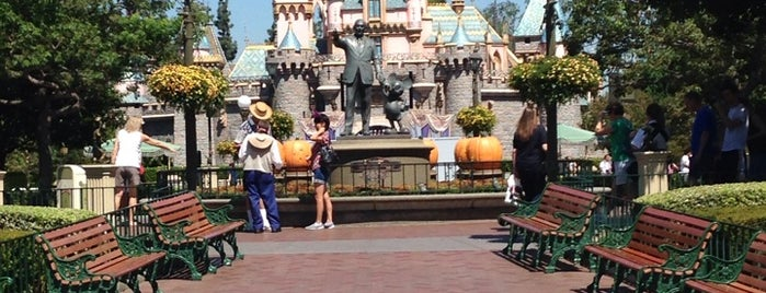 Disneyland Park is one of Living in Southern California.