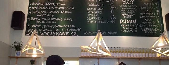 kroWarzywa is one of Hipster Places in Warsaw.