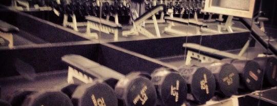 New York Sports Clubs is one of Posti salvati di Brooke.
