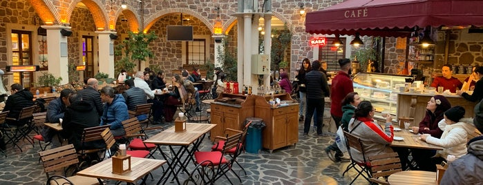 L'AGORA Old Town Boutique Hotel & Bazaar is one of alsancak.