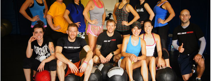 FullForce Fitness is one of 2012 Shop Crawl List.