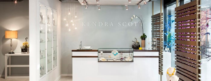 Kendra Scott is one of Austin.