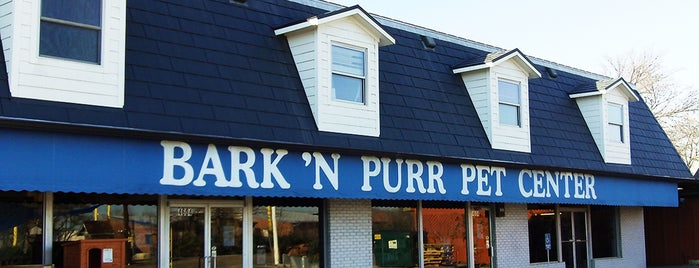 Bark 'n' Purr is one of 2012 Shop Crawl List.