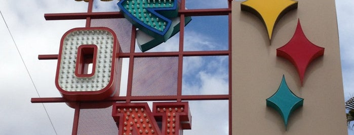 The Neon Museum is one of Las Vegas, NV.