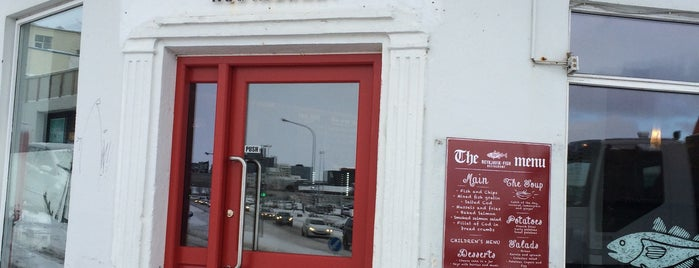 Fish Restaurant is one of Iceland Stopover - Winter 2017.