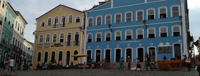 Largo do Pelourinho is one of Dade: сохраненные места.
