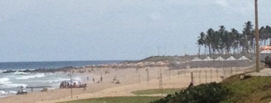 Praia de Itapuã is one of PRAIA.