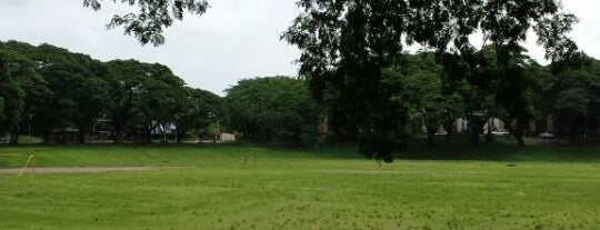 Sunken Garden is one of Manila.