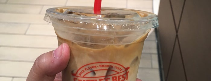 Cinnabon / Seattle's Best Coffee is one of papecco2017さんのお気に入りスポット.