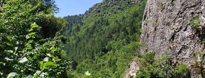 bulak mencilis mağarası is one of Safranbolu.