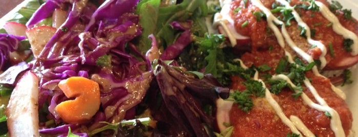 Raw Food Restaurants In Tempe Az