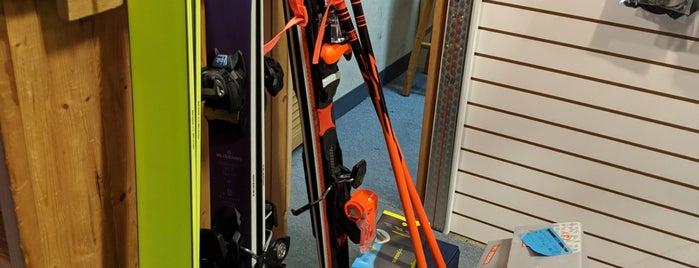 California Ski Company is one of Berzerkley.