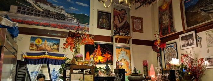 Cafe Tibet is one of Berkeley's Best Food & Drink Venues.