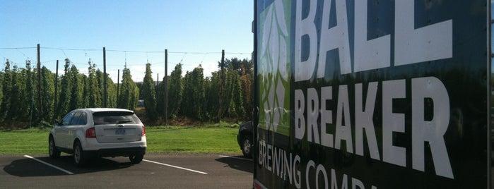 Bale Breaker Brewing Company is one of Lieux sauvegardés par Kenan.