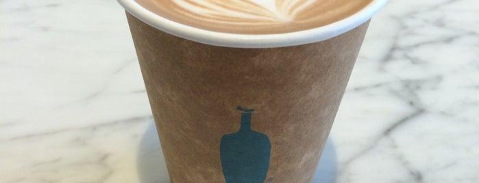 Blue Bottle Coffee is one of YumLA.