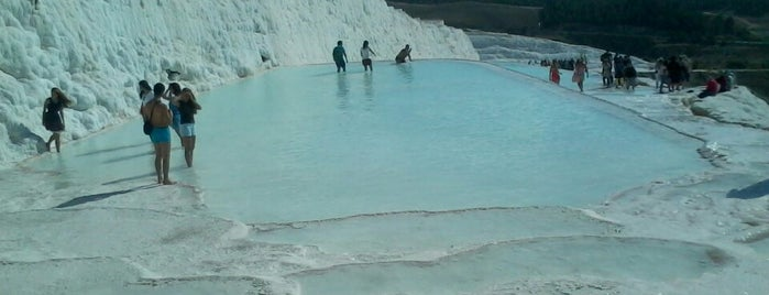 Pamukkale is one of Lugares guardados de Marcelo.