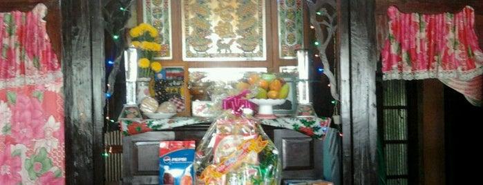 Nhà cố. Thị xã Tân Châu. AG is one of ăn hàng.