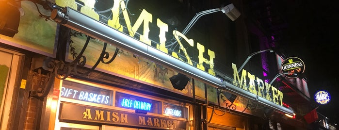 Amish Market is one of New York City.