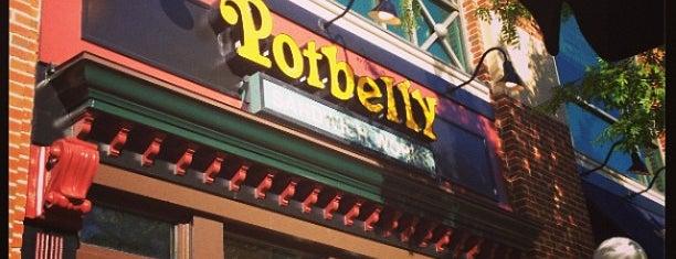Potbelly Sandwich Shop is one of Lieux qui ont plu à ʌǝp.