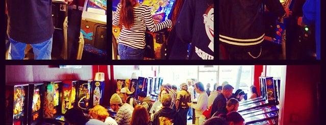 Modern Pinball NYC is one of Pinball Destinations.