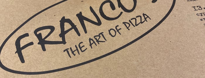 Franco's Pizza is one of Sofia.